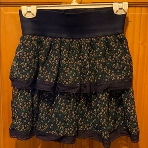 Girls Junior Small Lily Rose Mini Skirt